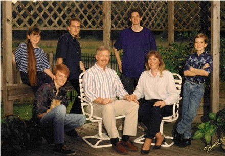 The Family in 1993